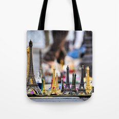 towers Tote Bag