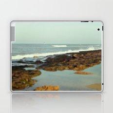 Boat in the sea Laptop & iPad Skin
