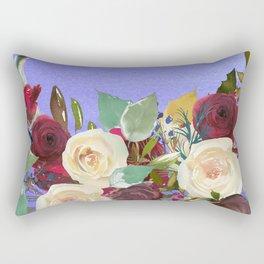 Flowers bouquet 80 Rectangular Pillow