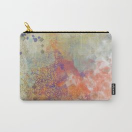 Water Spots Carry-All Pouch