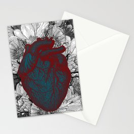 Fleeting heart Stationery Cards