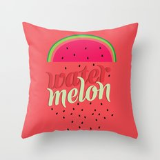 Watermelon Throw Pillow