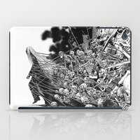 scary iPad Cases featuring Scary Soul by bimorecreative