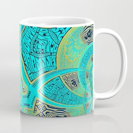Band Of Beefheart Blues Coffee Mug