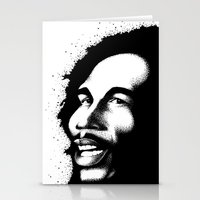 marley Stationery Cards featuring Marley by Mr Shins
