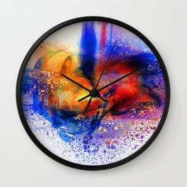Goya dream Wall Clock