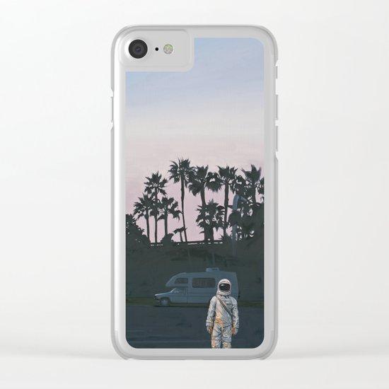 RV Dusk Clear iPhone Case