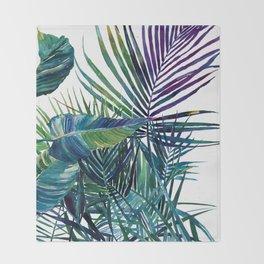 The jungle vol 2 Throw Blanket