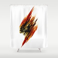 Thundercat Shower Curtain