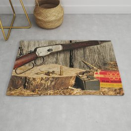 Winchester Model 53 Rug