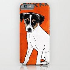 Dog: Rat Terrier iPhone 6 Slim Case
