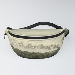 Train in the Countryside Fanny Pack