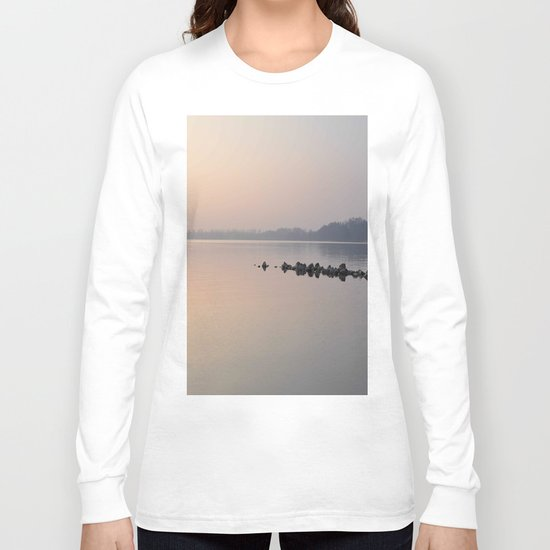 sea stones # Long Sleeve T-shirt