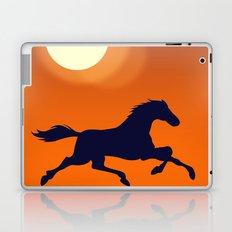 Racing Sunset Laptop & iPad Skin