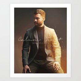 Calum Scott - You Are the Reason Art Print