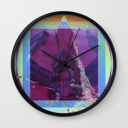 Tree Lobster / Comeback Kid Wall Clock