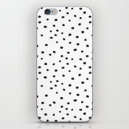 Dot Dot Do Dot Dot iPhone Skin