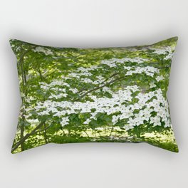 Longwood Gardens - Spring Series 245 Rectangular Pillow