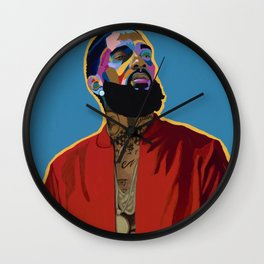 Nothin Like U Wall Clock