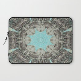 Point The Icicles Laptop Sleeve