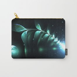 Alien Plant - Abstract Fractal Artwork Carry-All Pouch
