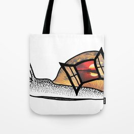 Greatview Snail Tote Bag