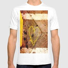 Street Heart T-shirt