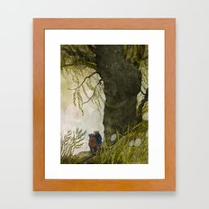 The Wind in the Willows Framed Art Print