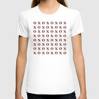 xoxo T-shirts featuring XOXO by LLL Creations