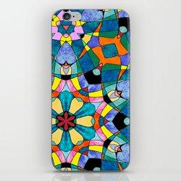 fractal V iPhone Skin