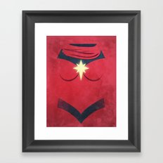 The Original Marvel  Framed Art Print