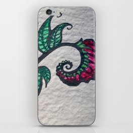 Comfrey on Recycled Stock iPhone Skin