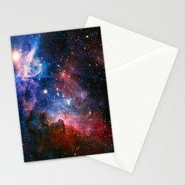 Carnia Nebula Stationery Cards