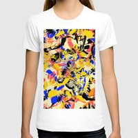 fight T-shirts featuring Fight by Larionov Aleksey