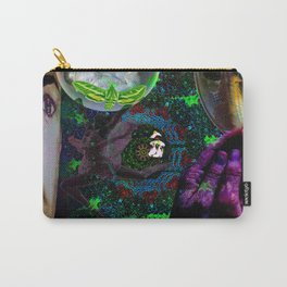 I WiLL See YOu ThougH OZ Carry-All Pouch