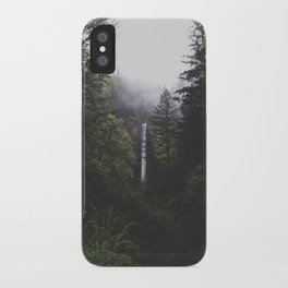 Latourell Falls, OR iPhone Case