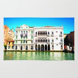 Ca' D'Oro Palace - Venice, Italy Rug