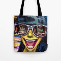 New York Tourist Tote Bag