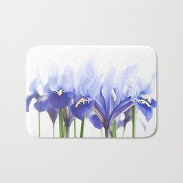 Bue Iris 2 Bath Mat