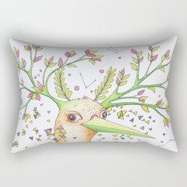 Forest's hear Rectangular Pillow
