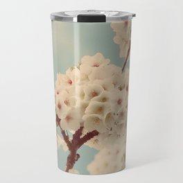 Pompoms Travel Mug