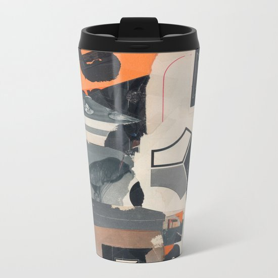 Indexe Metal Travel Mug