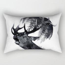 oh my world Rectangular Pillow