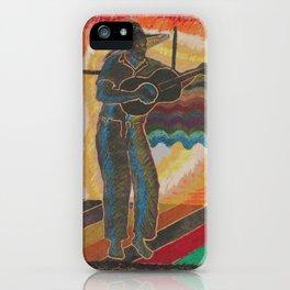 Irie Reggae 2 iPhone Case