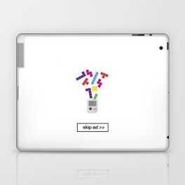 game ad Laptop & iPad Skin