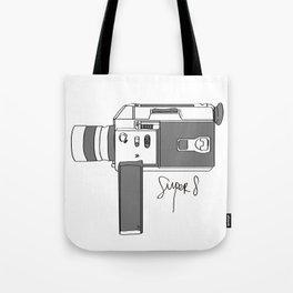 Super 8! Tote Bag