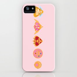 Moon Power! iPhone Case