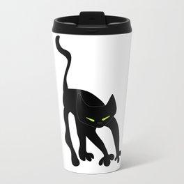 Kitten N 4 Metal Travel Mug