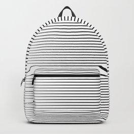line blend Backpack