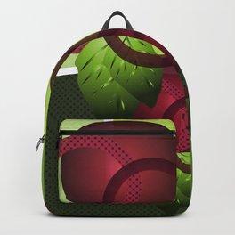 Raspberry with Basil II Backpack
